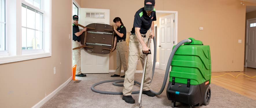 Ionia, MI residential restoration cleaning